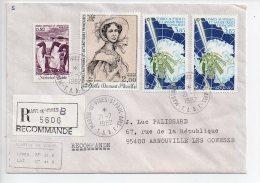 TAAF1 Enveloppe Alfred Faure Pont Aux Français Dumont D'Urville  T.A.A.F Terres Australes Et Antartiques Française - Lettres & Documents