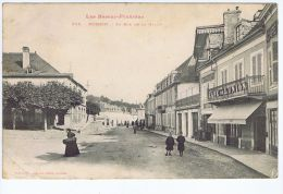 Monein - La Rue De La Halle - Bidache