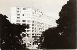Tokyo Japan, Nikkatsu Hotel, Lodging, C1950s/60s Vintage Real Photo Postcard - Tokio