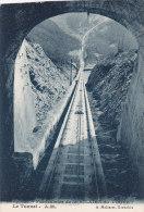 Saint Hilaire Du Touvet  - Funiculaire, Le Tunnel - Saint-Hilaire-du-Touvet