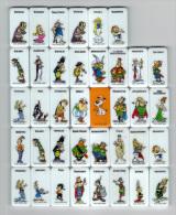 Sac Asterix Obelix Idefix Domino Mania Auchan Avec 38 Dominos (13-3352) - Asterix & Obelix