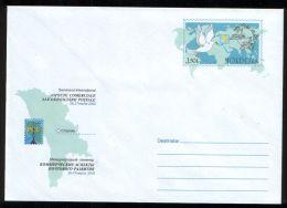 Moldova 2002 Stationery PCC Satellite International Workshop - Covers & Documents