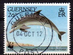 GUERNSEY 1990 Marine Nature 26p Used - Guernsey