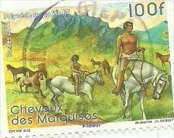 Nouveauté: Cheveaux Beau Cachet  (759) - Polynésie Française