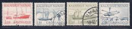 Greenland, Scott # 82-5 Used Various Subjects, 1974-7 - Greenland