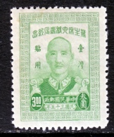 Formosa 32    ** - 1888 Province Chinoise