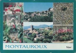 MONTAUROUX  - 83 -  Multivues - Pittoresque Village Provençal Près De Saint Cassien - 280913 - - Otros Municipios