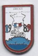 Pétanque , Amicale Des Nationaux De Pétanque - Boule/Pétanque