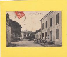 CPA - 77  -  LA CHAPELLE IGER -  La Mairie - Autres Communes
