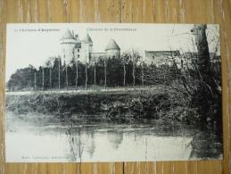 CPA ENVIRONS D´ARGENTON - CHATEAU DE ROCHEROLLE- EDITION LANGLOIS- - Autres Communes