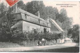 Carte Postale Ancienne De SERAINCOURT - Sonstige Gemeinden