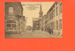 Saint Amands Sur L'Escaut : Rue De L'église - St Amands Op De Schelde - Sint-Amands
