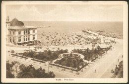 BARI POSILLIPO OLD POSTCARD - Bari