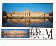 D13843 CARTE MAXIMUM CARD TRIPLE 1997 BELGIUM -  MUSEUM TERVUREN CP ORIGINAL - Other