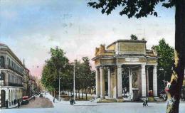 TOULOUSE - HAUTE-GARONNE  (31) -  PEU COURANTE CPSM ANIMEE DE 1957. - Toulouse