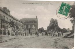 Carte Postale Ancienne De SAINT QUENTIN LE PETIT - Frankreich