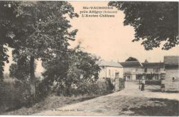 Carte Postale Ancienne De SAINTE VAUBOURG - Other Municipalities