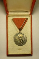"""Hongrie Hungary Ungarn Médaille Medal 1919 - 1959  """""""" Council Of The Republic """""""" - Médailles & Décorations"""