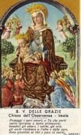 Beata Vergine Delle Grazie - Chiesa Dell'Osservanza Imola - Santini