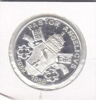 Médaille PASTOR ANGELICVS-1939-1958-PIVS XII - PONTIFEX-MAXIMVS - Religion & Esotérisme