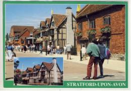 STRATFORD-UPON-AVON - Henley Street And Shakespeare's Birthplace - Stratford Upon Avon