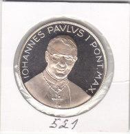 Médaille HUMILITAS-IOHANNES PAVLVS - PONTIFEX-MAXIMVS - Religion & Esotérisme