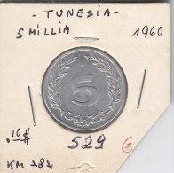 5 MILLIM 1960 - Tunisie