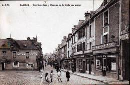 Bayeux, Cafè Fremont, Quartier De La Halle Aux Grains, Anni  20-30 - Bayeux