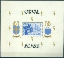 BELGIUM - MNH/*** LUXE  - 1941 - ORVAL  - COB 11 -  Lot 8500 - SEE DESCRIPTION - Blocks & Kleinbögen 1924-1960
