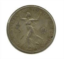 Oostenrijk , 5 Korona, 1908 - Autriche