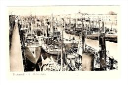 ALLEMAGNE - WESERMUNDE - G FISCHEREIHAFEN -Port - Bateaux - Bremerhaven