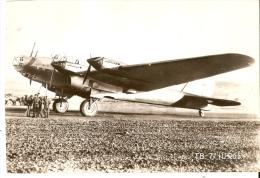 """CP  AVIATION    """"  3 TB -7 """"  (  U.R.S.S. )    Bombardier  Lourd   Quadrimoteur - 1939-1945: 2ème Guerre"""