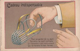 ¤¤   -   ILLUSTRATEUR  -  Cadeau Indispensable  -  Instrument Qui Te Tiendra Le Bec Fermé.... -  ¤¤ - Illustrateurs & Photographes