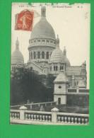 75 PARIS Lot 304 BASILIQUE SACRE COEUR - Eglises