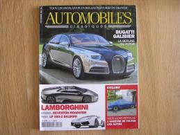 AUTOMOBILES CLASSIQUES N° 189 Lamborghini Bugatti Renault Marquis Audi BMW - Auto/Moto