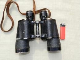JUMELLES ALLEMANDES KRIEGSMARINE 7 X 50 ------------- - Optics