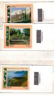Serie Completa Cb 1515-23-24 Destra: PARCHI, GIARDINI.... (2013) - 6. 1946-.. Repubblica