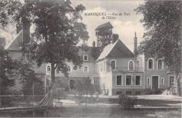 MARESQUEL -Vue Du Parc De L' Usine - Autres Communes