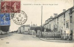 94 VALENTON GRANDE RUE ENTREE DU PAYS PAR LIMEIL - Valenton