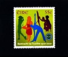 IRELAND/EIRE - 2010  CENTENARY OF ICA  MINT NH - 1949-... Repubblica D'Irlanda
