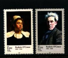IRELAND/EIRE - 2010  RODERIC O' CONNOR  SET  MINT NH - 1949-... Repubblica D'Irlanda