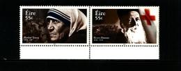 IRELAND/EIRE - 2010  CENTENARIES  PAIR  MINT NH - 1949-... Repubblica D'Irlanda