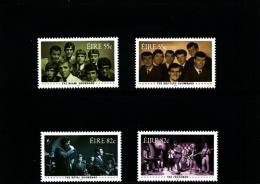 IRELAND/EIRE - 2010  SHOWBANDS  SET  MINT NH - 1949-... Repubblica D'Irlanda