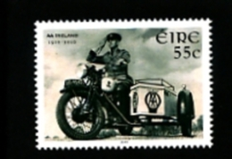 IRELAND/EIRE - 2010  MOTORIST ASSOCIATION   MINT NH - 1949-... Repubblica D'Irlanda