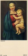 Beata Vergine - Raffaello - Santini
