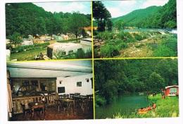 L1297    OBEREISENBACH : Camping Vieux Moulin - Postkaarten