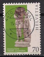 Schweiz  (1997)  Mi.Nr.  1605  Gest. / Used  (cc180) - Suisse