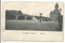 Antwerpen  - Zurenborg (Viaduc) - Anvers - Antwerpen