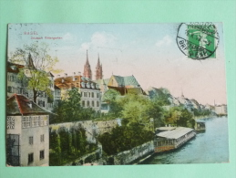 BASEL - Deutsch Rittergarten - BS Basle-Town