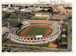 (345) Stadium - Stade - Cagliari E Elia - Estadios